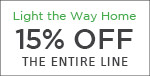 Habitat for Humanity Lights the Way Home with Hinkley Lighting | 15% Off The Entire Line | with code: HABITAT19 | Save Now