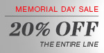 Hinkley Lighting | Memorial Day Sale | 20% Off the Entire Line