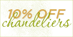 Save 10% on Livex Chandeliers!
