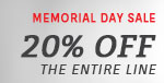 Maxim Lighting | Memorial Day Sale | 20% Off the Entire Line