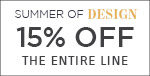Summer of Design | Maxim | 15% Off the Entire Line | No Code Required | Save Now