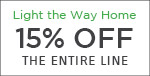 Habitat for Humanity Lights the Way Home with Feiss Collection | 15% Off the Entire Line | No Code Required | Save Now