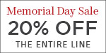 Memorial Day Sale | Quorum International | 20% Off The Entire Line | With Code: MEMDAY19 | Save Now