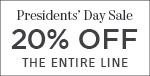 Presidents' Day Sale | Quorum International | 20% OFF The Entire Line | with code: PRESDAY19 | Save Now