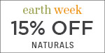Earth Week | Quoizel Lighting | 15% OFF Naturals | with code: QZL419B | Save Now