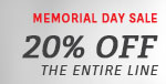 Quoizel Lighting | Memorial Day Sale | 20% Off the Entire Line