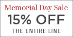 Memorial Day Sale | Quoizel Lighting | 15% Off The Entire Line | With Code: MEMDAY19 | Save Now