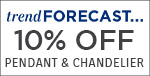 Trends Forecast | Quoizel Lighting | 10% Off Chandeliers & Pendants | With Code: TRENDS20 | Save Now