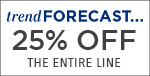 Trend Forecast | Quoizel Lighting | 25% Off the Entire Line | With Code: TRENDS20 | Save Now