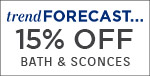 Trends Forecast | Savoy House | 15% Off Bath & Sconces | No Code Required | Save Now