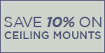Sea Gull Lighting | 10% OFF Ceiling Mounts