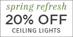 Spring Refresh | Visual Comfort | 20% Off Floor & Table Lamps | No Code Required | Save Now