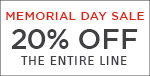 Memorial Day | Visual Comfort | 20% Off the Entire Line | No Code Required | Save Now