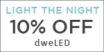 WAC Lighting | 10% OFF dweLED | With Code: WAC519 | Save Now