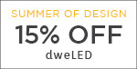 WAC Lighting | 15% OFF dweLED | With Code: WAC818