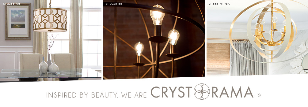 Inspired by Beauty | We are Crystorama