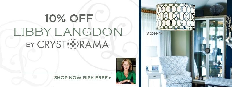 Crystorama | 10% off Libby Langston