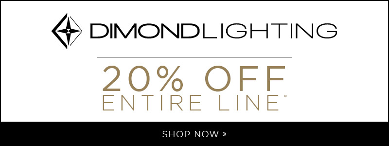 Dimond Lighting | 20% OFF The Entire Line | Shop Now