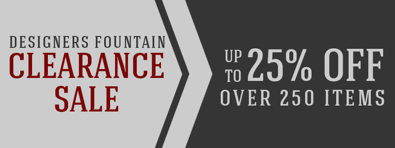 UP TO 25% OFF OVER 250 ITEMS!