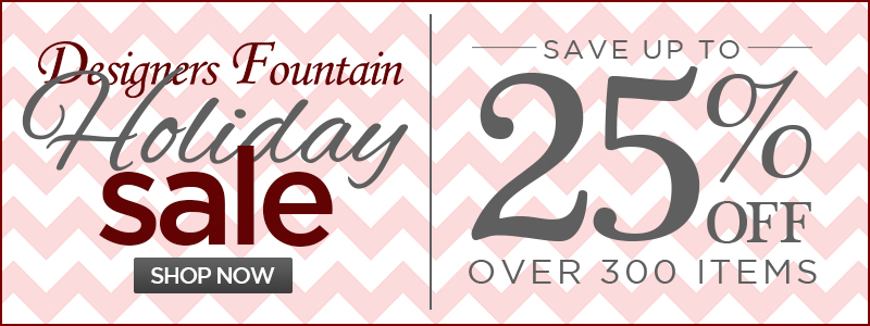 UP TO 25% OFF OVER 300 ITEMS!