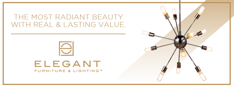The most radiant beauty with real & lasting value. Elegant Furniture & Lighting