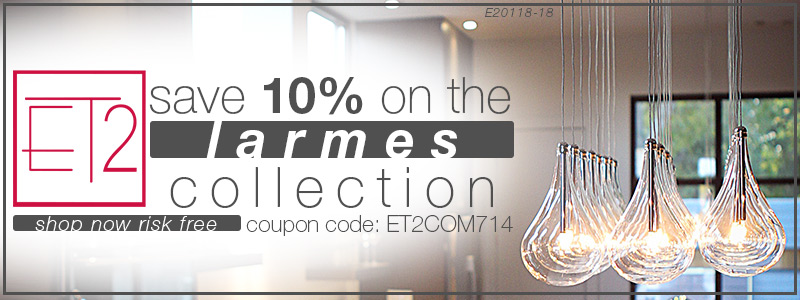 Save 10% on the Larmes Collection by ET2!