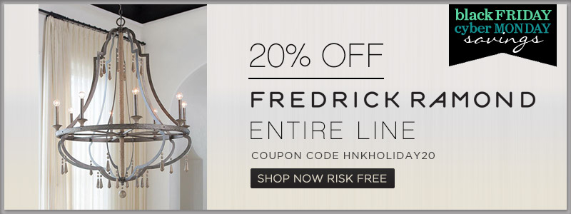 Fredrick Ramond l 20% off the Entire Line