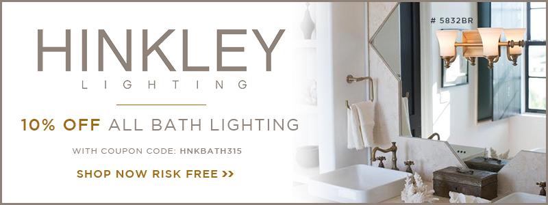 Save 10% on Kitchen Lighting!