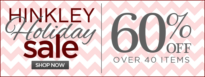 60% OFF OVER 40 ITEMS!
