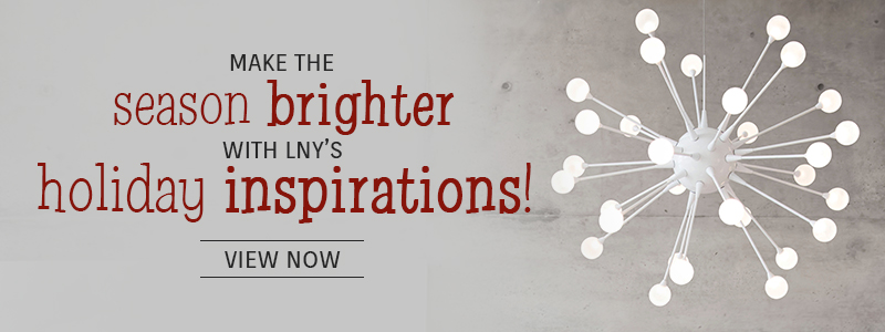 Make The Season Brighter with LNY's Holiday Inspirations