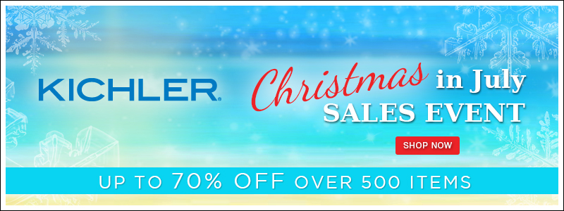 SAVE UP TO 70% Off Over 500 KICHLER Items!