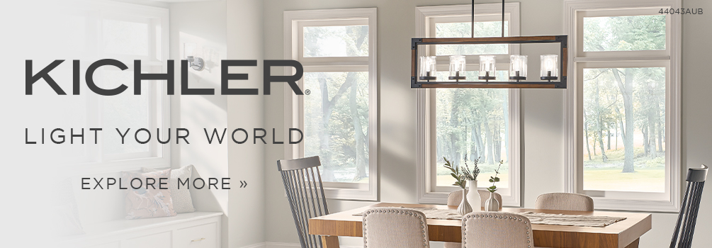Kichler | Light Your World | Explore More