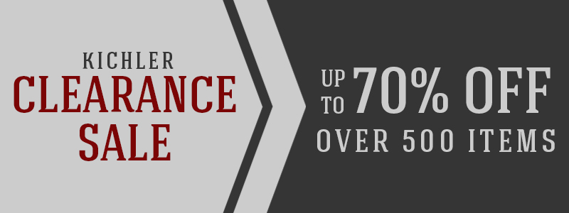 UP TO 70% OFF OVER 500 ITEMS!