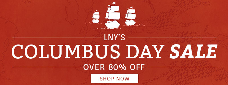 SHOP the Columbus Day Sales