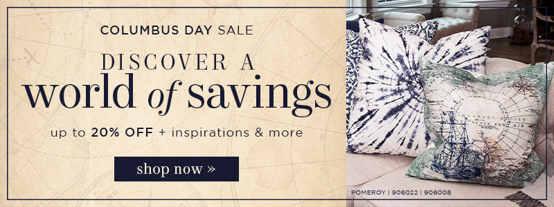 Columbus Day Sale | Discover a World of Savings | Shop Now