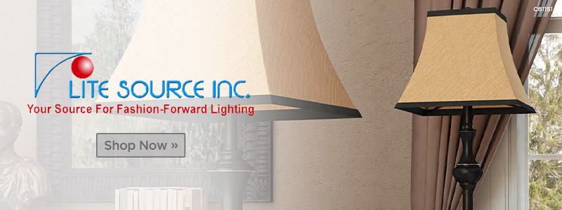 Lite Source Inc. | Your Source for Fashion-Forward Lighting | Save Now
