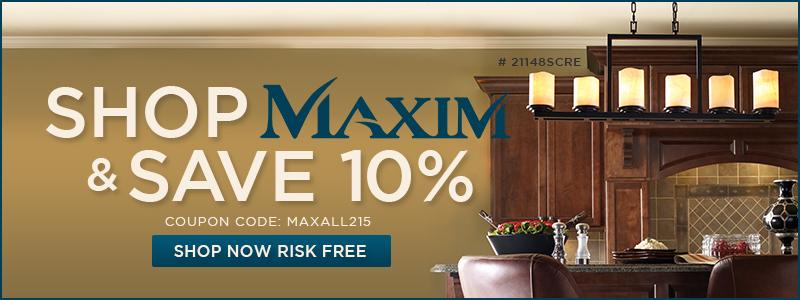 Shop MAXIM & SAVE 10%!