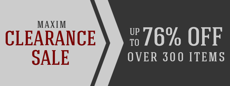 UP TO 76% OFF OVER 300 ITEMS!