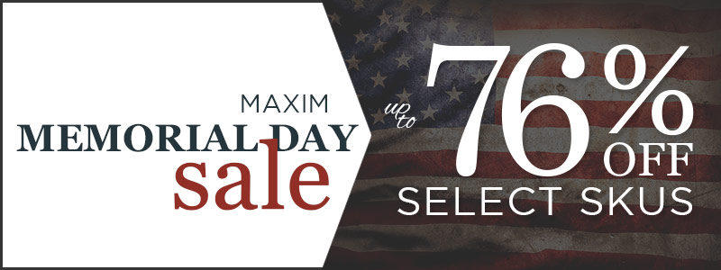 Up to 77% Off Over 275 Items!