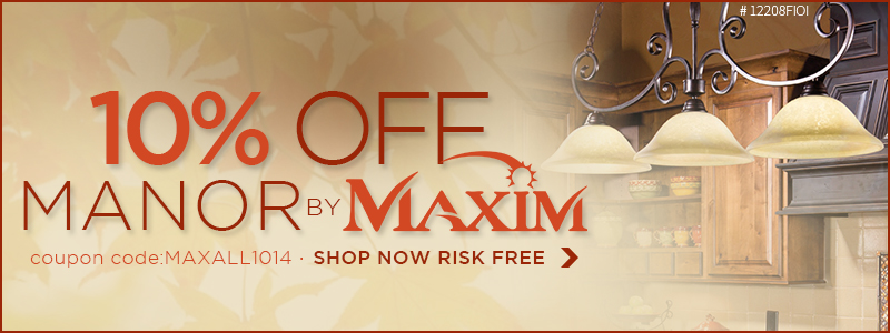 10% OFF MANOR by MAXIM!