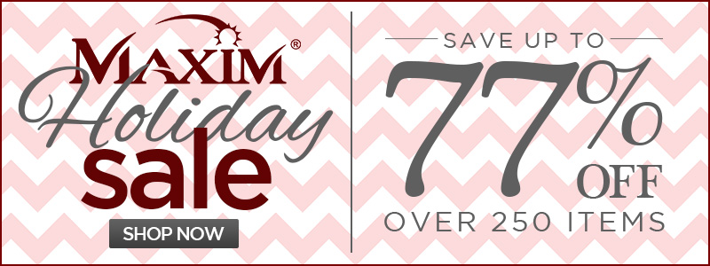 UP TO 77% OFF OVER 250 ITEMS!