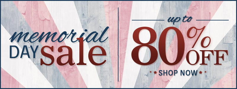 LNY's Memorial Day Sale | Up to 80% Off