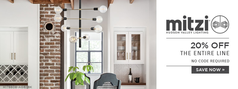 ... Mitzi By Hudson Valley Lighting | 20% OFF The Entire Line | No Code  Required ...