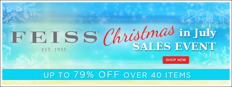 UP  TO 79% OFF OVER 40 FEISS ITEMS!