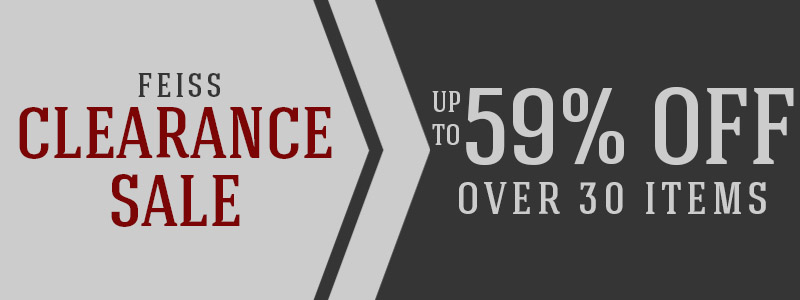 UP TO 59% OFF OVER 30 ITEMS!