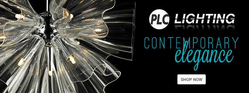 PLC LIGHTING: CONTEMPORARY ELEGANCE!
