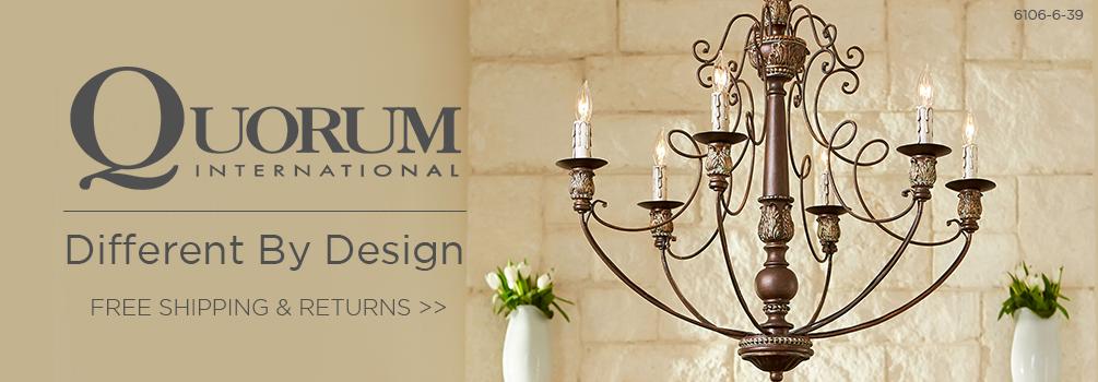 Quorum Lighting Lights