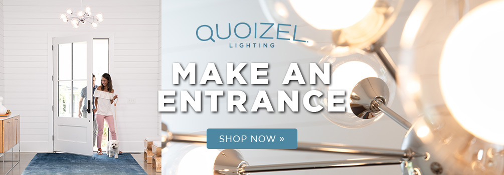 Quoizel | Make an Entrance | Shop Now