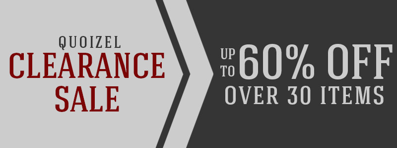 UP TO 60% OFF OVER 30 ITEMS!