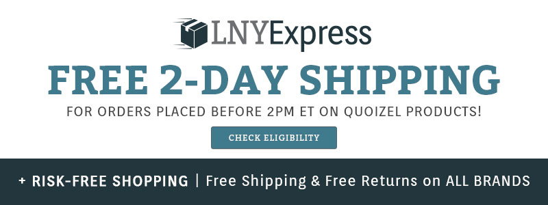 LNY Express | Check Eligibility for Free 2-Day Shipping!